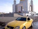 Mercedes-Benz SLK 230 2000 года за 3 000 000 тг. в Актобе