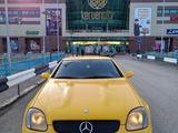 Mercedes-Benz SLK 230 2000 года за 3 000 000 тг. в Актобе – фото 5