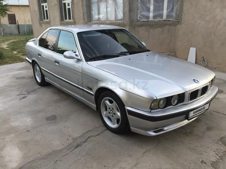 BMW 525 1995 года за 2 200 000 тг. в Шымкент – фото 10