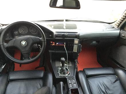 BMW 525 1995 года за 2 200 000 тг. в Шымкент – фото 12