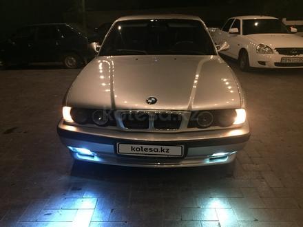 BMW 525 1995 года за 2 200 000 тг. в Шымкент – фото 15