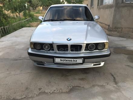 BMW 525 1995 года за 2 200 000 тг. в Шымкент – фото 2