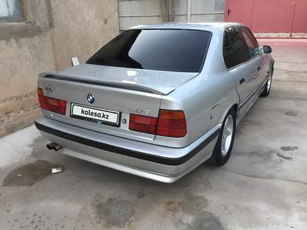 BMW 525 1995 года за 2 200 000 тг. в Шымкент – фото 4