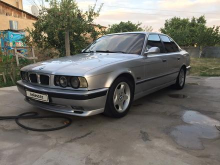BMW 525 1995 года за 2 200 000 тг. в Шымкент – фото 8
