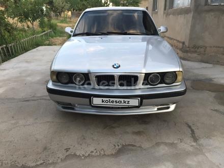 BMW 525 1995 года за 2 200 000 тг. в Шымкент – фото 9