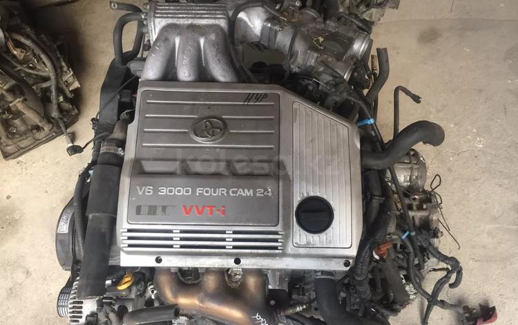 Двигатель и коробока за 5 555 тг. в Шымкент