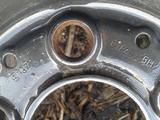 Оригинальные металлические диски на Mercedes 210 (R15 5*112 ЦО67 за 35 000 тг. в Нур-Султан (Астана) – фото 2