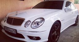 Тюнинг обвес AMG е55 для w211 Mercedes Benz за 60 000 тг. в Алматы – фото 3