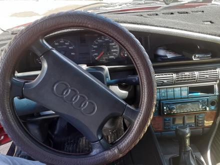 Audi 100 1992 года за 1 600 000 тг. в Талдыкорган – фото 5