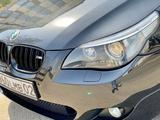 BMW 530 2006 года за 4 800 000 тг. в Алматы – фото 4