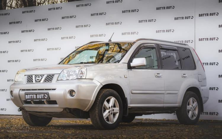 Nissan X-Trail 2007 года за 4 730 000 тг. в Алматы