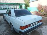 Mercedes-Benz 190 1991 года за 1 000 000 тг. в Аксукент – фото 3
