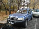 Land Rover Freelander 2002 года за 2 300 000 тг. в Алматы