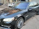 BMW 750 2013 года за 11 800 000 тг. в Алматы – фото 3
