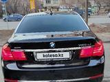 BMW 750 2013 года за 11 800 000 тг. в Алматы – фото 4