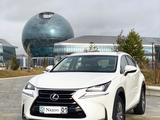 Lexus NX 200 2014 года за 13 400 000 тг. в Нур-Султан (Астана)
