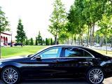 Оригинальные диски и колёса кованые Mercedes-Benz R20 Made in Germany за 1 300 000 тг. в Алматы – фото 3