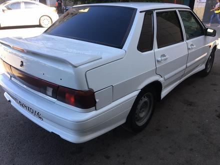 ВАЗ (Lada) 2115 (седан) 2011 года за 920 000 тг. в Семей – фото 13