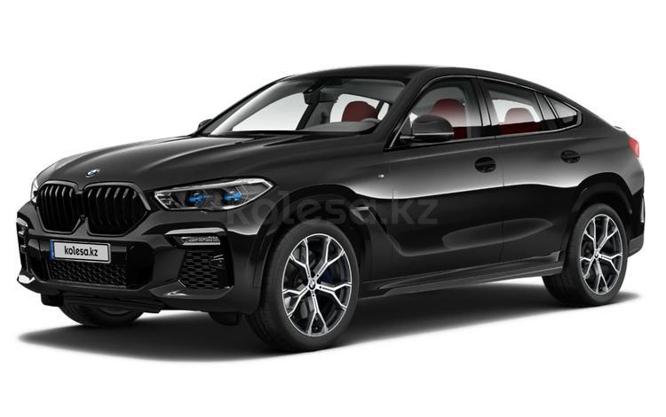 BMW X6 2021 года за 44 900 000 тг. в Уральск