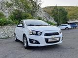 Chevrolet Aveo 2014 года за 3 550 000 тг. в Усть-Каменогорск