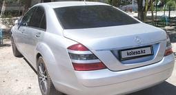 Mercedes-Benz S 350 2005 года за 6 000 000 тг. в Кызылорда – фото 4