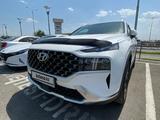 Hyundai Santa Fe 2021 года за 13 200 000 тг. в Шымкент