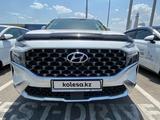 Hyundai Santa Fe 2021 года за 13 200 000 тг. в Шымкент – фото 2