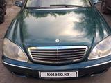 Mercedes-Benz S 400 2001 года за 2 500 000 тг. в Караганда – фото 2