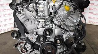 Двигатель Infiniti fx35 (инфинити фх35) за 777 тг. в Алматы