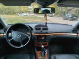 Mercedes-Benz E 240 2003 года за 3 200 000 тг. в Кокшетау – фото 5