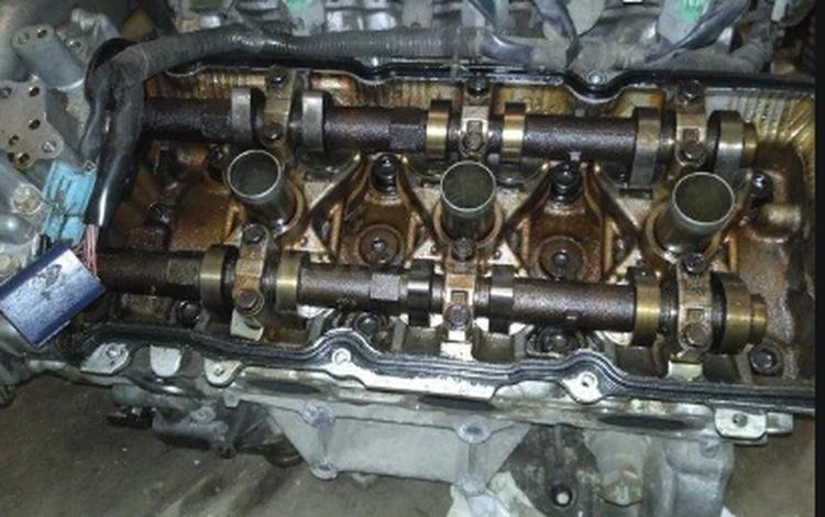 Двигатель Nissan murano 2.5l.3.5l за 400 000 тг. в Алматы