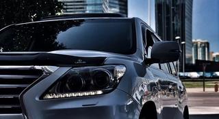Lexus LX 570 2012 года за 25 000 000 тг. в Актобе