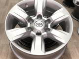 R17 диски Toyota Land cruier Prado 155/150/120/95 за 155 000 тг. в Алматы – фото 3