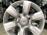 R17 диски Toyota Land cruier Prado 155/150/120/95 за 155 000 тг. в Алматы – фото 4