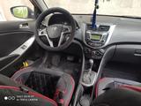Hyundai Solaris 2011 года за 3 600 000 тг. в Караганда – фото 5