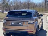 Land Rover Range Rover Evoque 2014 года за 14 000 000 тг. в Караганда – фото 3