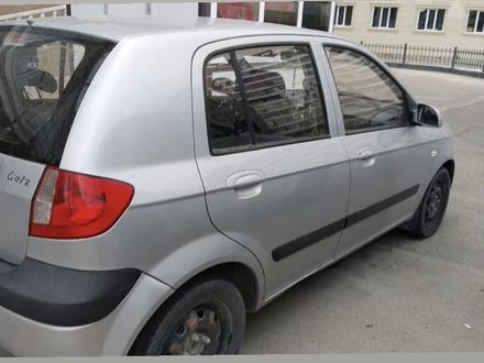 Hyundai Getz 2011 года за 3 000 000 тг. в Актау – фото 5