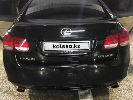 Lexus GS 300 2006 года за 4 700 000 тг. в Алматы – фото 3