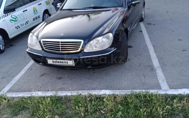 Mercedes-Benz S 430 2000 года за 3 500 000 тг. в Шымкент