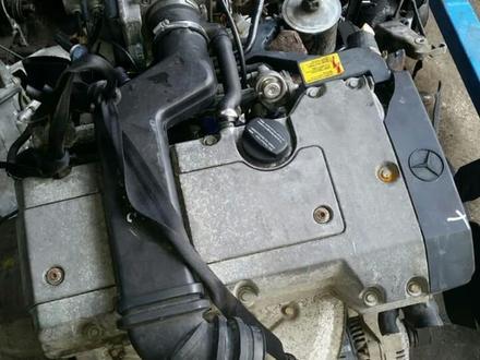 Мерседес 111й двигатель за 145 000 тг. в Павлодар – фото 2