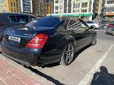 Mercedes-Benz S 63 AMG 2007 года за 7 200 000 тг. в Нур-Султан (Астана) – фото 3