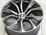 Диски BMW X6 за 250 000 тг. в Алматы – фото 3