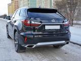 Lexus RX 200t 2016 года за 19 800 000 тг. в Нур-Султан (Астана) – фото 4