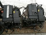 Двигатель 271 компрессор навесное коробка на мерседес w211 Sprinter за 10 101 тг. в Алматы – фото 4