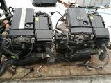Двигатель 271 компрессор навесное коробка на мерседес w211 Sprinter за 10 101 тг. в Алматы – фото 3