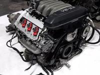 Двигатель Audi AUK 3.2 a6 c6 FSI из Японии за 750 000 тг. в Петропавловск