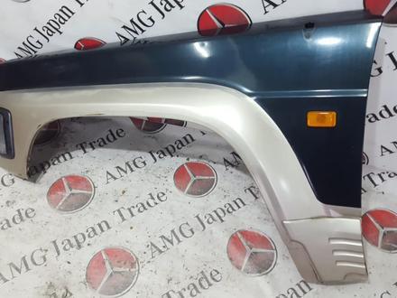 Крылья передние на Nissan Safari y60 за 256 603 тг. в Владивосток – фото 41