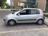 Hyundai Getz 2006 года за 2 200 000 тг. в Шымкент – фото 3