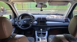 BMW X5 2005 года за 6 800 000 тг. в Тараз – фото 5