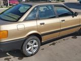 Audi 80 1987 года за 1 175 000 тг. в Алматы – фото 5